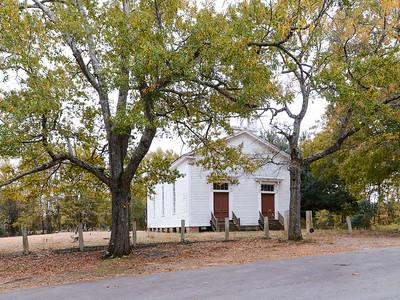 Ruff's Chapel, Ridgeway