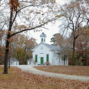 New Hope ARP Church, Woodward