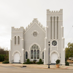First Methodist Church, Winnsboro