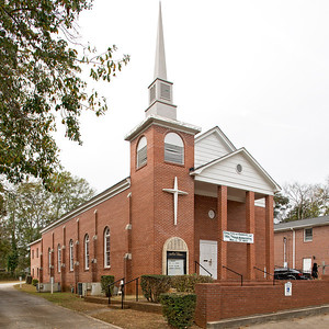 St. Paul's Baptist Church, Winnsboro