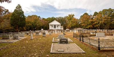 Little River Baptist Church, Jenkinsville