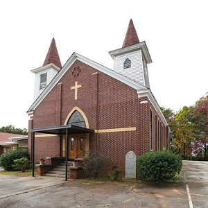 White Hall AME Church, Jenkinsville