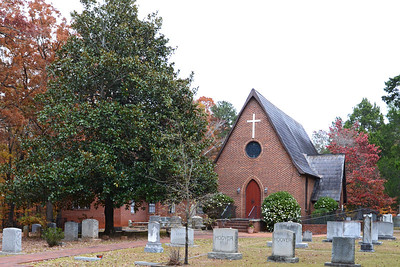 St. Stephen's Episcopal Church, Ridgeway