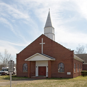 Greater St. James AME Church, Lake City