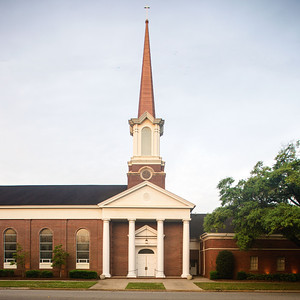 First Baptist Church, Georgetown
