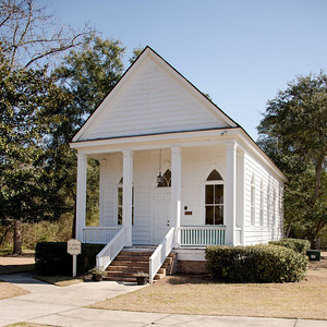 Cedar Grove Plantation Chapel, Waverly Mills