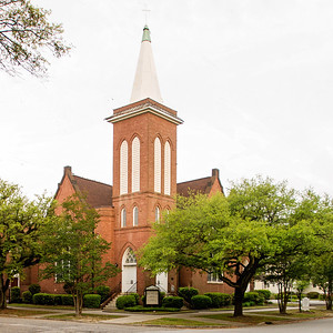 Duncan Memorial United Methodist Church, Georgetown