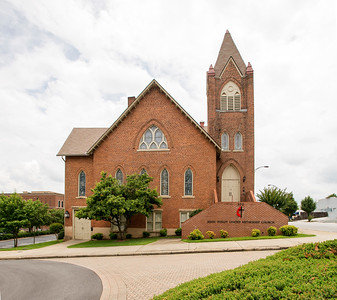 John Wesley United Methodist Church, Greenville