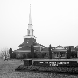 Mauldin United Methodist Church, Mauldin
