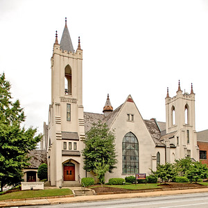 First Presbyterian Church, Greenville