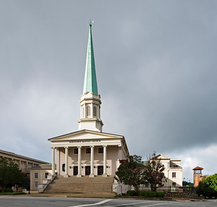 Downtown Baptist Church, Greenville