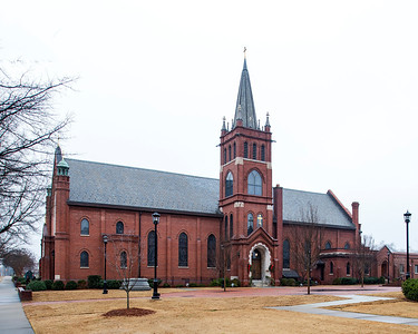 St. Mary's Catholic Church, Greenville