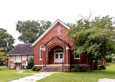 Woodside United Methodist Church, Greenville