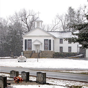 Ebenezer United Methodist Church, Greer
