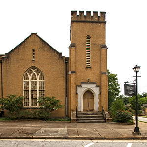 Central Baptist Church, Greenville