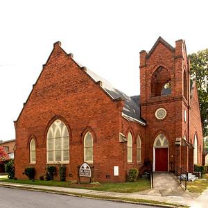 Mount Pisgah AME Church, Greenwood