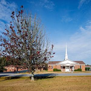 Siloam Baptist Church, Greenwood