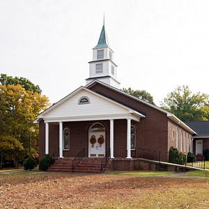 Good Hope Baptist Church, Hodges