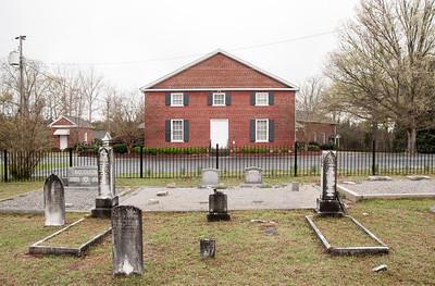 Greenville Presbyterian Church, Donalds