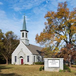 Rock Presbyterian Church, Greenwood