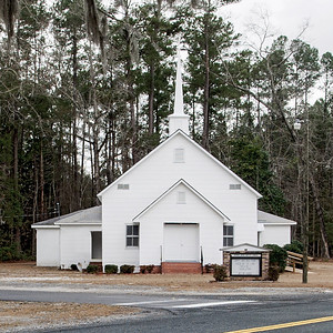 Hickory Grove Baptist Church, Brunson