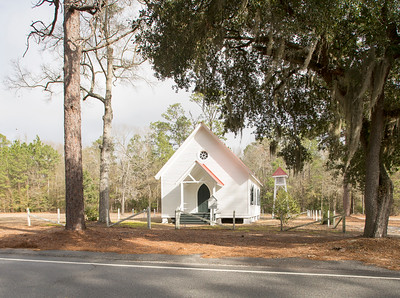 Sheldon Chapel, McPhersonville