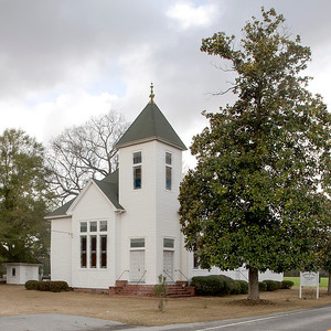 Harmony Presbyterian Church, Crocketville