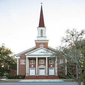 First Baptist Church, Conway