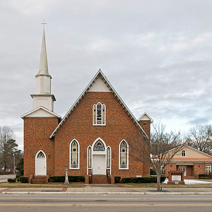 Mt. Moriah Baptist Church, Camden