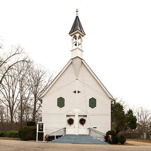 First Presbyterian Church, Liberty Hill