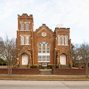 Trinity United Methodist Church, Camden