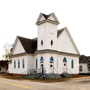 Unity Baptist Church, Kershaw