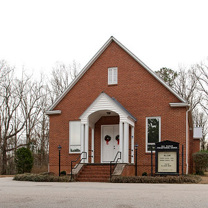 Old Waxhaw Presbyterian Church, Van Wyck