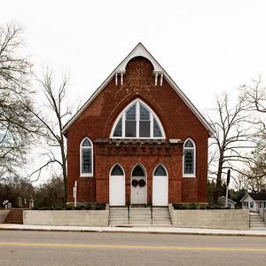Lancaster Presbyterian Church, Lancaster