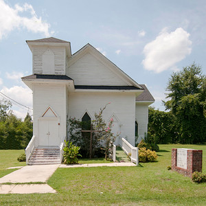 Clinton AME Zion Church, Kershaw