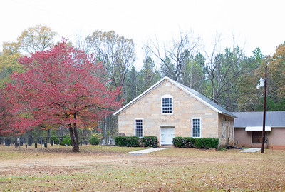 Duncan's Creek Presbyterian Church, Laurens County