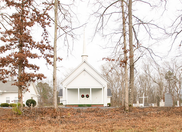 Bethabara Baptist Church, Cross Hill