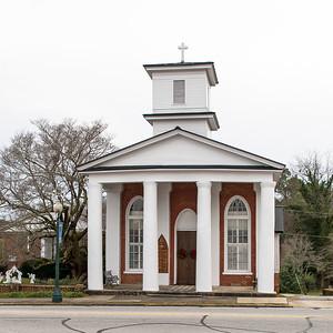 ORA ARP Church, Gray Court