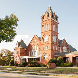 First United Methodist Church, Laurens