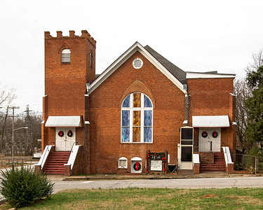 St. Paul's First Baptist Church, Laurens