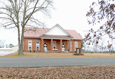 Beaverdam Baptist Church, Mountville