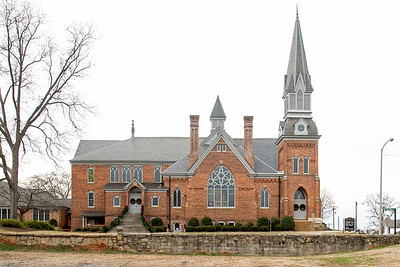 First Presbyterian Church, Laurens