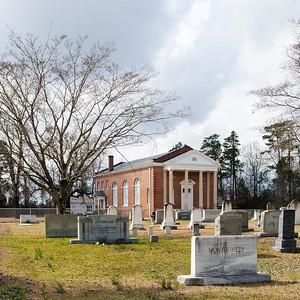 Mount Zion Presbyterian Church, Bishopville