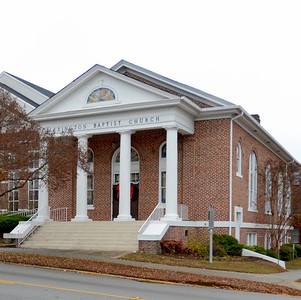 Lexington Baptist Church, Lexington
