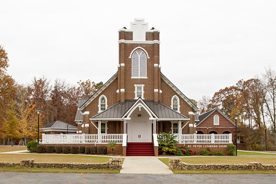 St. Peter Lutheran Church, Chapin