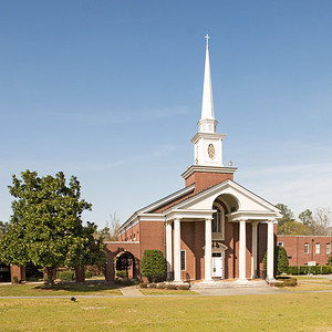 Mount Hebron United Methodist Church, West Columbia