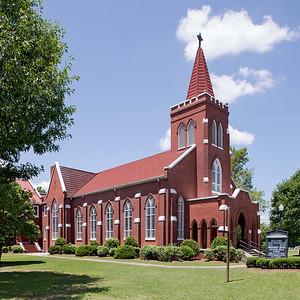 Wittenberg Evangelical Lutheran Church, Batesburg-Leesville