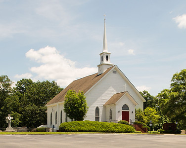 Providence Church, Chapin