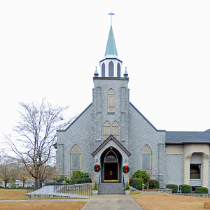 St. Peter's (Metzee's) Lutheran Church, Lexington