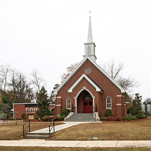Wettenburg Evangelical Church, Batesburg-Leesville